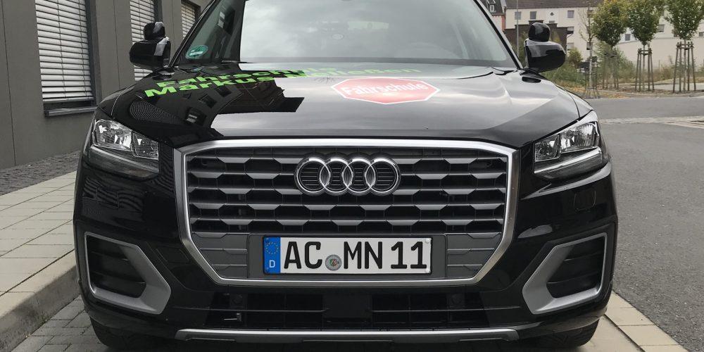Audi Q2 Automatik