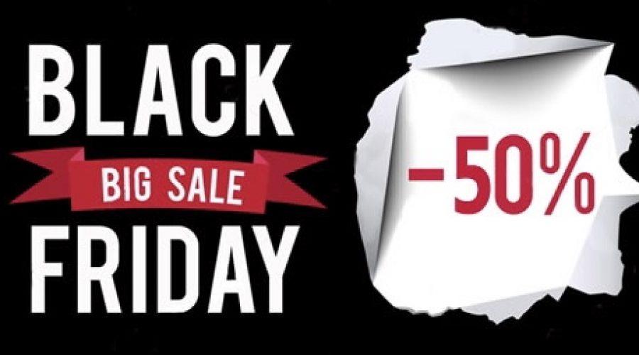 Black Friday Angebot 2018