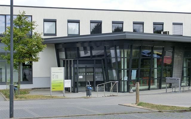 Straßenverkehrsamt Aachen - Carlo-Schmidt-Str. 4 - 52146 Würselen
