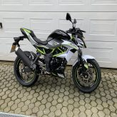 Kawasaki Z 125 ABS