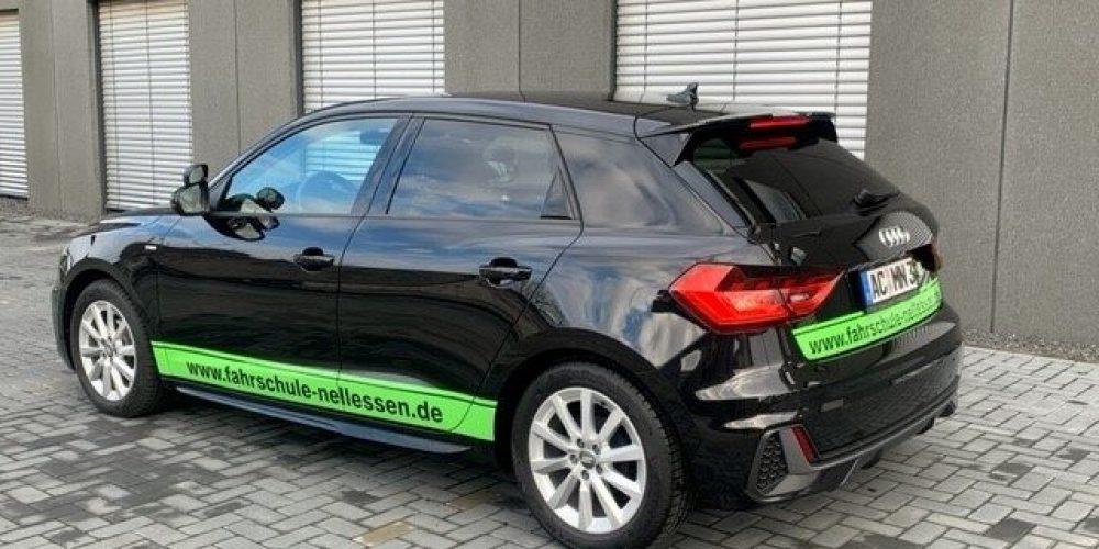 Audi A1 Schaltwagen